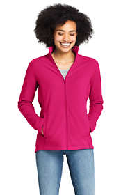 Women's Tall Full Zip Fleece Jacket