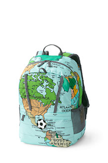 Boys' Print Classmate Medium Backpack