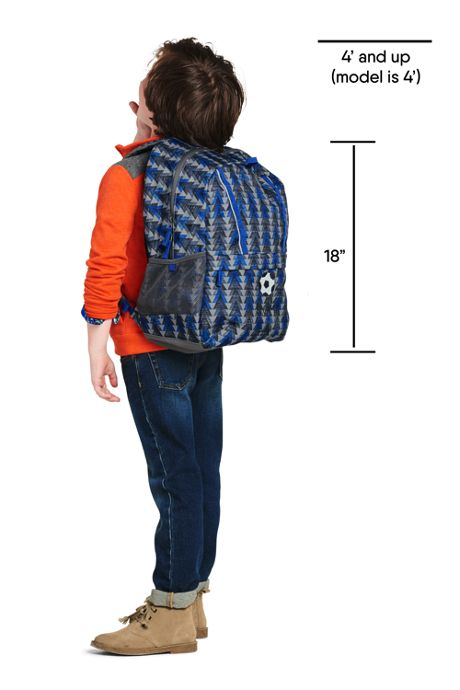 ClassMate Printed Medium Backpack