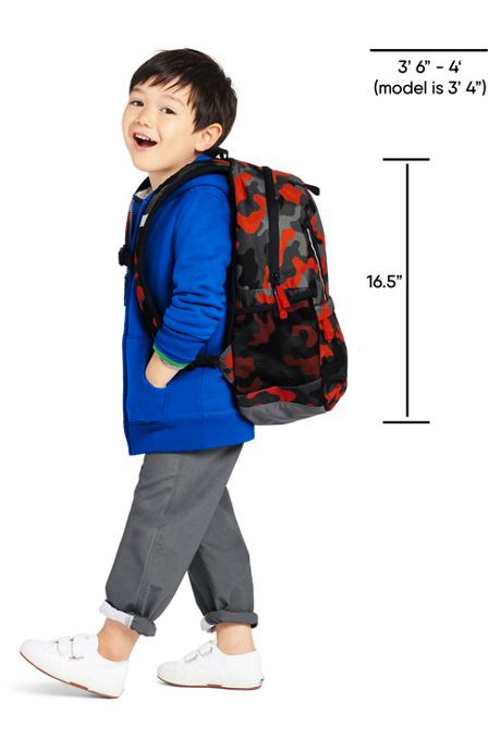 ClassMate Solid Small Backpack