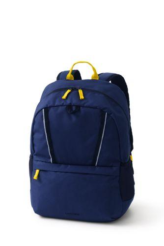 classmate solid medium backpack