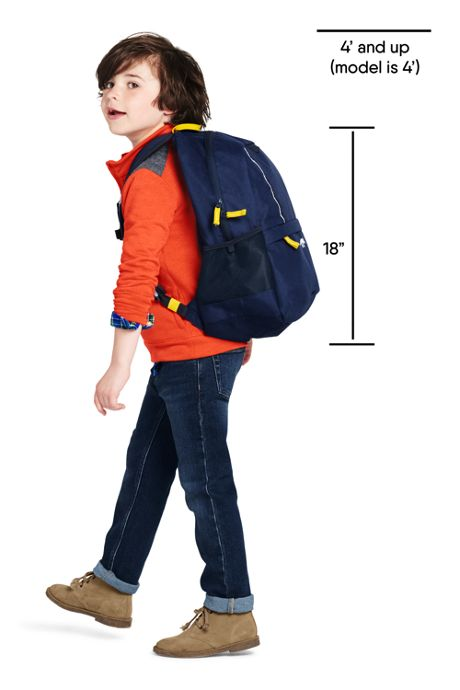 ClassMate Solid Medium Backpack