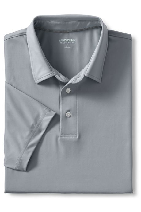 Men's Tall Short Sleeve Comfort-First Golf Polo Shirt