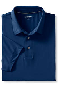 Men's Tailored Short Sleeve Comfort-First Golf Polo Shirt, alternative image