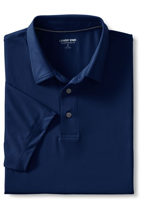 Men's Short Sleeve Solid Comfort-First Golf Polo