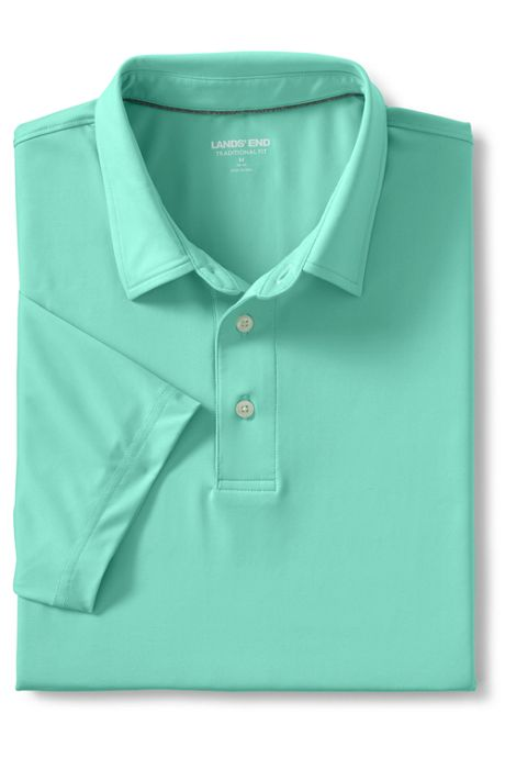 Men's Tall Short Sleeve Solid Comfort-First Golf Polo