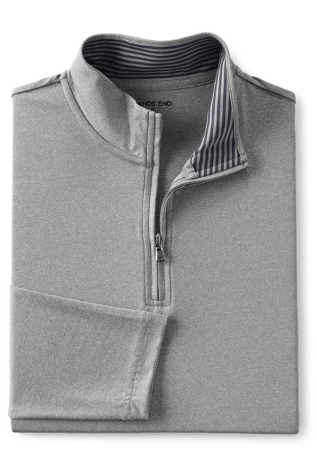 Men's Tall Long Sleeve Comfort-First Golf Quarter Zip