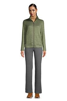Women's Funnel Neck Fleece Jacket