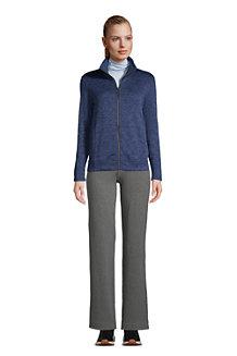 Strickfleece-Jacke für Damen