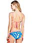 Women's Sunrise Collection Bikini Top Flowers Geo