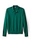 Le Pull Aspect Polo en Coton, Homme Stature Standard