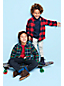 Boys' Flannel-lined Classic Fit Iron Knees Jeans
