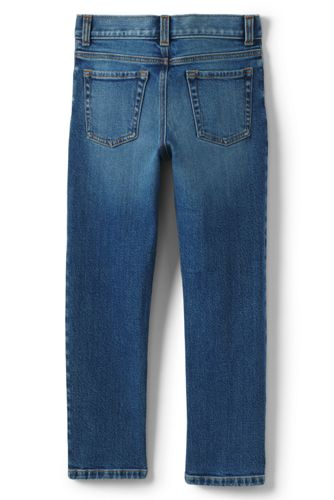 Boys Iron Knee Stretch Slim Fit Jeans