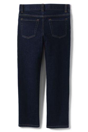 Boys Iron Knee Stretch Slim Fit Jeans