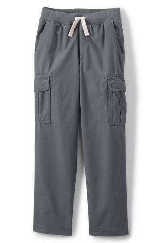 Le Pantalon Cargo Iron Knees Taille Élastiquée, Garçon