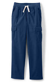 Boys Husky Iron Knee Pull On Cargo Pant