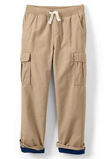 Le Pantalon Cargo à Ourlet Contrasté Iron Knees, Garçon