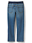 Iron Knees® Stretch-Jeans mit Schlüpfbund für große Jungen