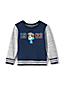 Toddler Boys' Sweatshirt with Dog Graphic