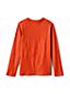 Le T-Shirt Poche Poitrine en Coton Flammé, Garçon
