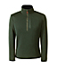 Men's Half Zip Sweater Fleece Top