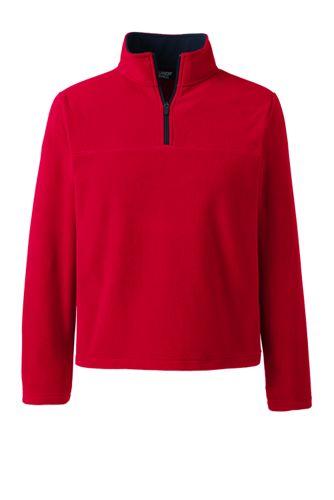 Men's Half-zip Fleece Top
