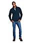 Le Pull 1/2 Zip en Polaire Légère, Homme Stature Standard