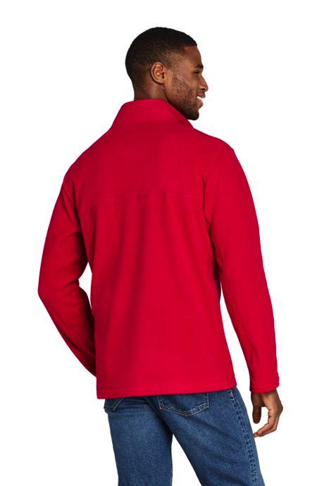 Men's Tall Fleece Quarter Zip
