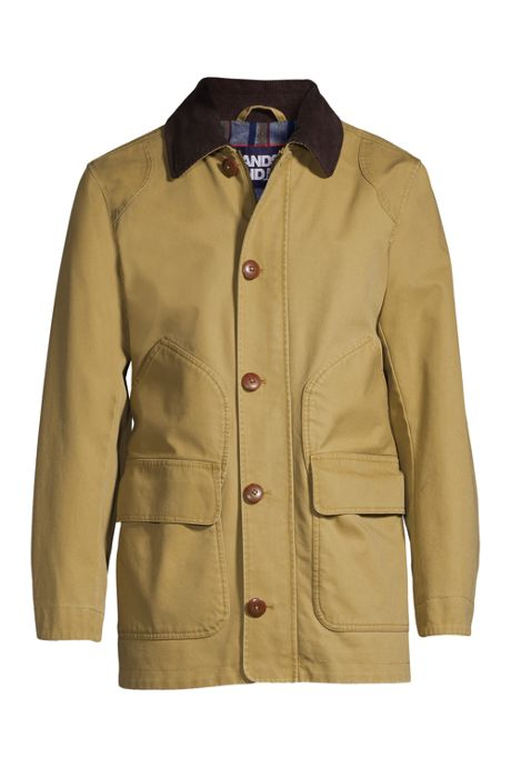 Men's Barn Coat