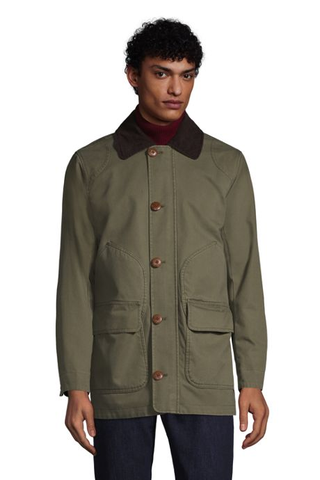Men's Tall Barn Coat
