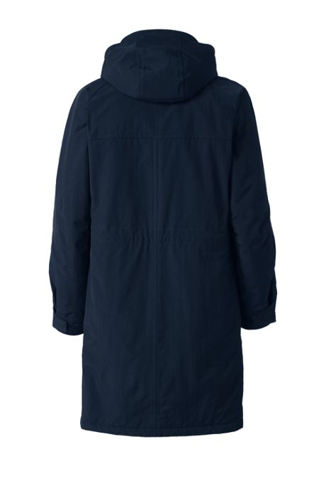 Men's Waterproof Squall Stadium Long Coat