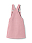 Little Girls' Corduroy Pinafore Dress