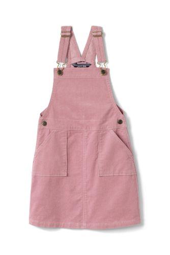 Little Girls' Corduroy Pinafore Dress