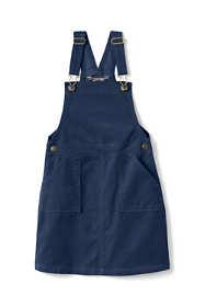 Little Girls Corduroy Pinafore Dress
