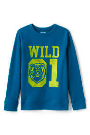 Toddler Boys Graphic Varsity Tee