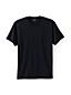 Rundhals-Unterhemd aus Stretch-Jersey für Herren