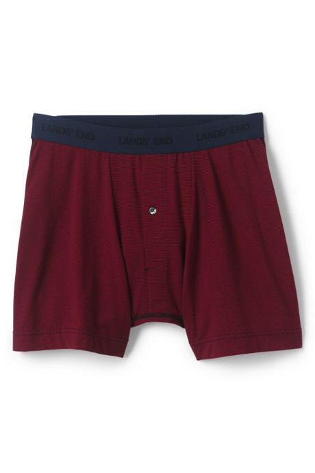 Men's Comfort First Stretch Knit Boxer