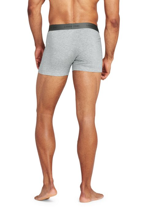 Men's Comfort First Knit Underwear - Boxer Brief No Fly