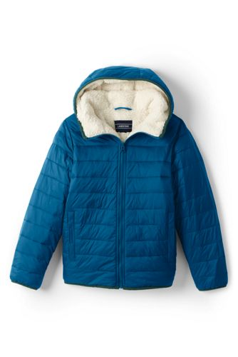 d93ad7931 Kids  Fleece-lined Thermoplume Jacket