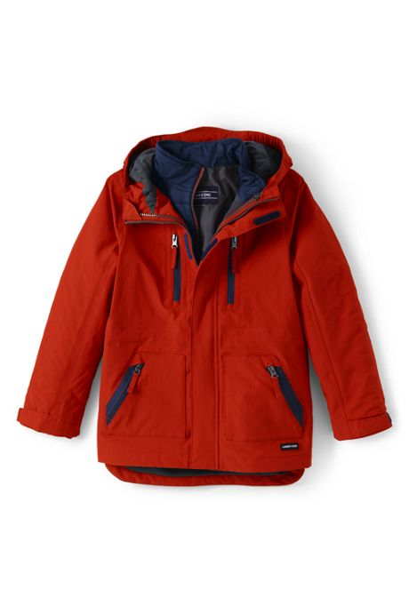 Boys Squall 3 in 1 Parka