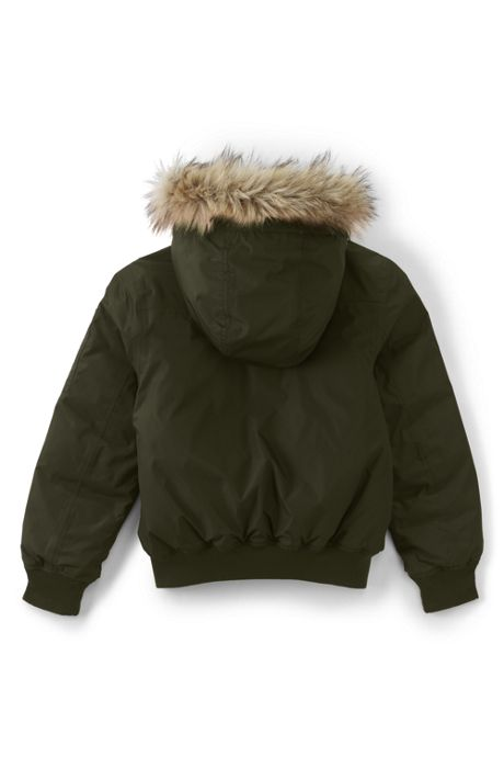 Kids Expedition Down Winter Bomber