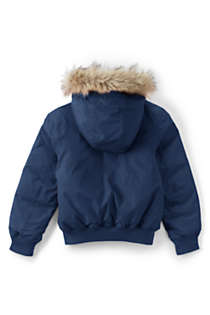 Kids Expedition Down Winter Bomber, Back