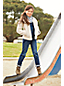 Girls' Reversible Sherpa Fleece Bomber Jacket