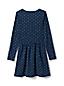 La Robe à Fronces en Jersey Stretch, Petite Fille