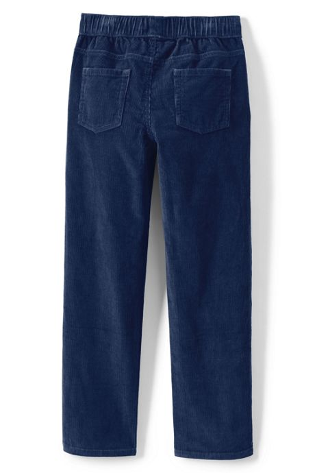Little Boys Pull On Corduroy Pant