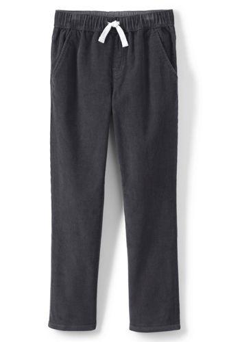 Le Pantalon en Velours Côtelé Doublé Flanelle, Petit Garçon