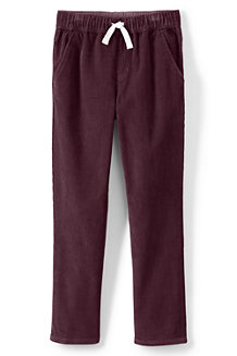 Boys' Pull-on Cord Trousers