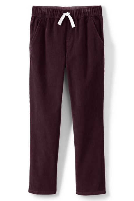 Toddler Boys Pull On Corduroy Pant