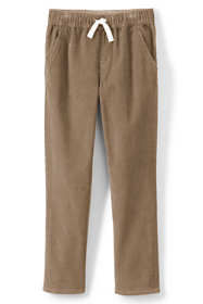 Little Boys Slim Pull On Corduroy Pants