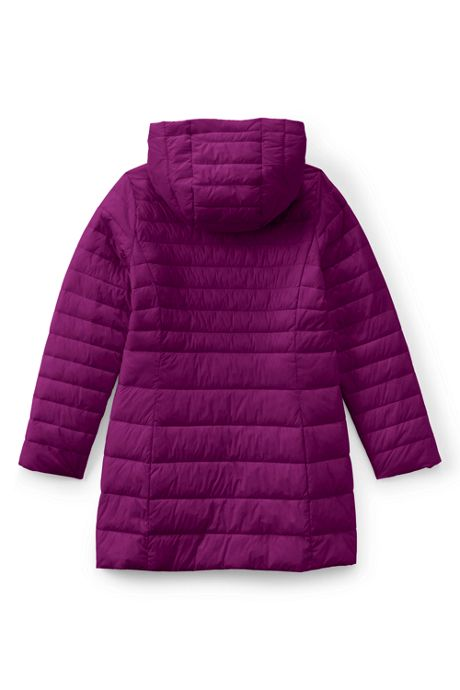 Girls Insulated Down Alternative ThermoPlume Parka